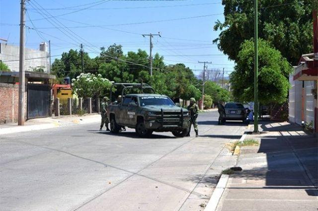 Balacera en Guamúchil deja seis muertos