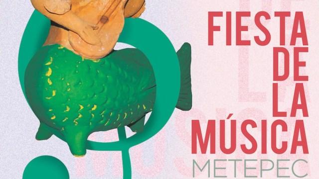 Llegará a metepec la #FiestaDeLaMúsica por vez primera
