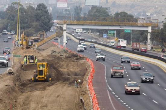 Cerrarán la México-Toluca todos los miércoles de junio a septiembre