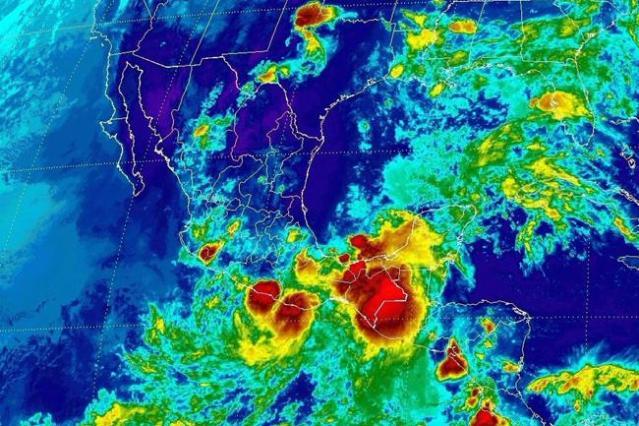 Calvin se degrada a depresión tropical