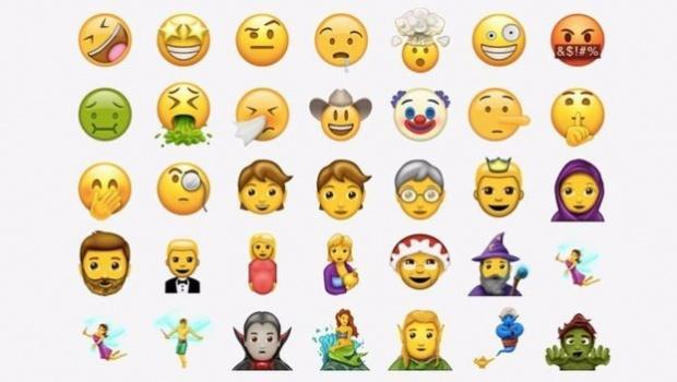 Éstos son los nuevos emojis que llegarán este año