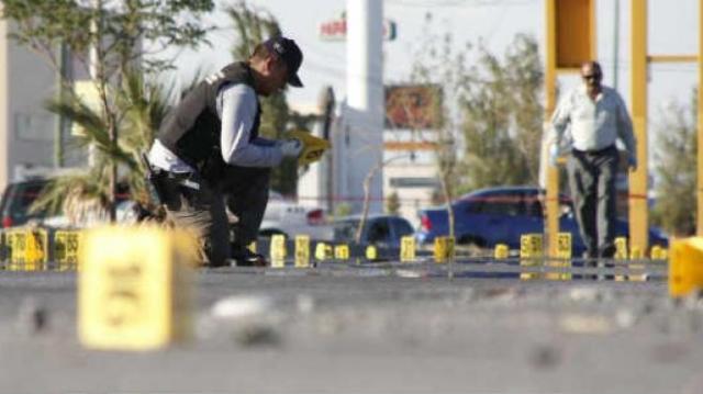 Rompe récord homicidios dolosos en mayo en México