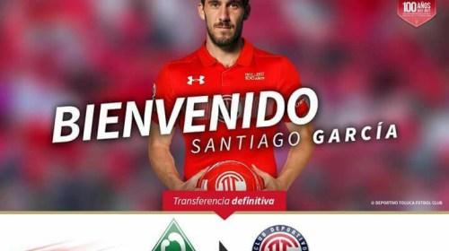 Santiago García se vuelve Diablo