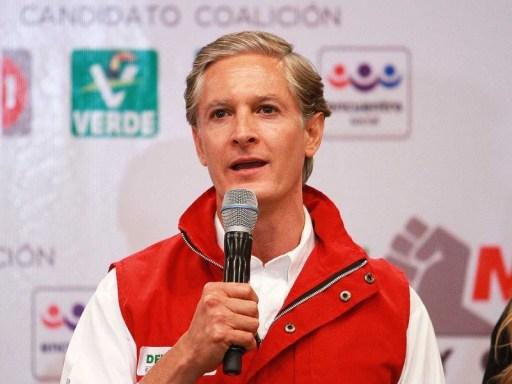Del Mazo ofrece investigar irregularidades en Edomex