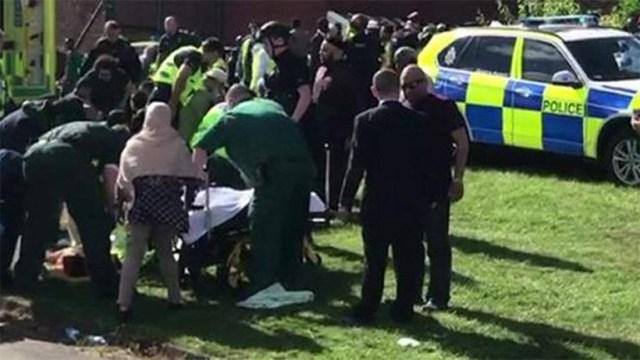 Atropellamiento en Inglaterra deja 6 heridos; descartan terrorismo