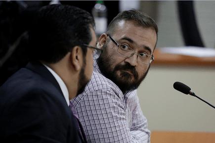 Javier Duarte enfrenta acusaciones por delincuencia organizada, afirma Alberto Elías