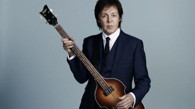 Paul McCartney anuncia concierto en México