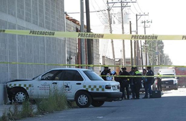 De un balazo matan a un taxista en el Edomex