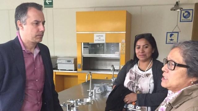 Impulsa UAEM cooperación con la Unión Europea en los ámbitos de la investigación y desarrollo de la ciencia
