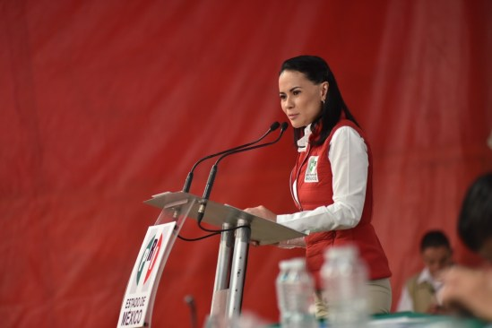 La Asamblea Nacional del PRI, oportunidad de prepararnos y renovarnos: Alejandra Del Moral