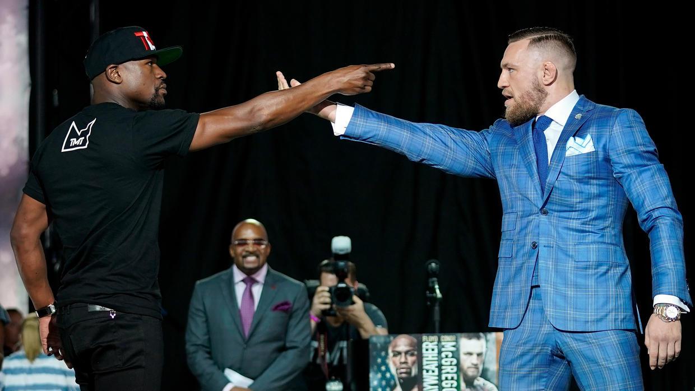 McGregor y Mayweather rompen barreras con su pelea