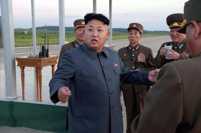 """""""EE.UU. nos declaró la guerra"""": Corea del Norte"""