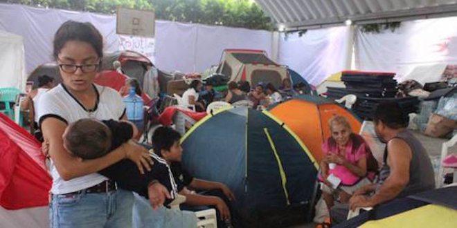 Dan 8 mujeres a luz en albergues de Morelos