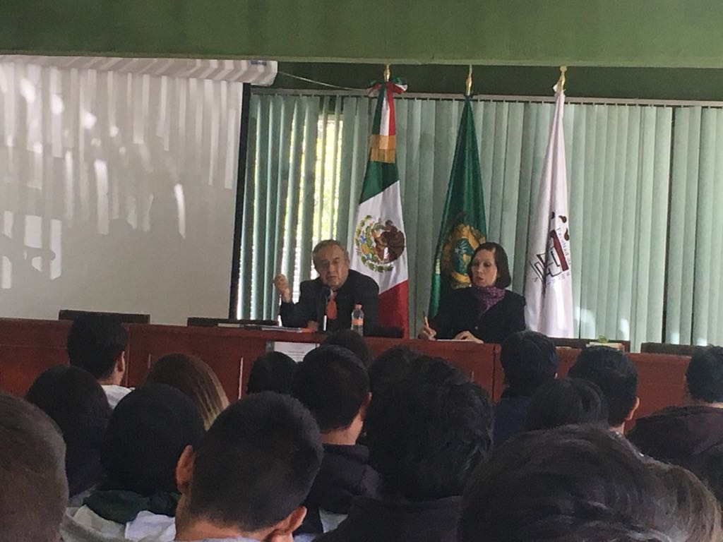Gabriel Ezeta Moll recuerda la matanza de Tlatelolco