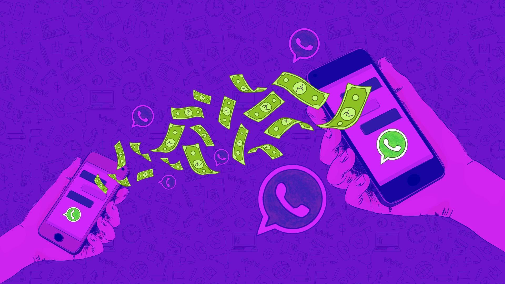 WhatsApp implementará la opción de enviar dinero este mismo año