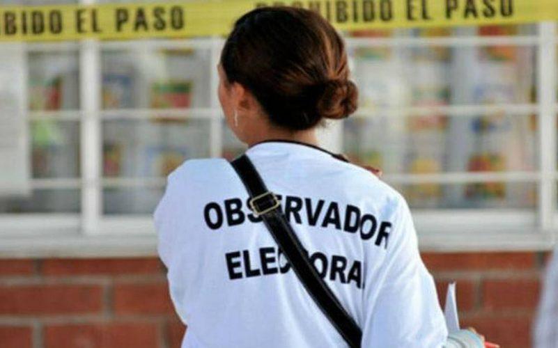 Edoméx con más interés por participar como observadores electorales