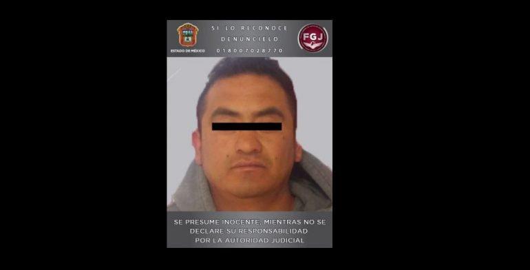 Aseguran a sujeto que violó a mujer de la tercera edad en Jiquipilco