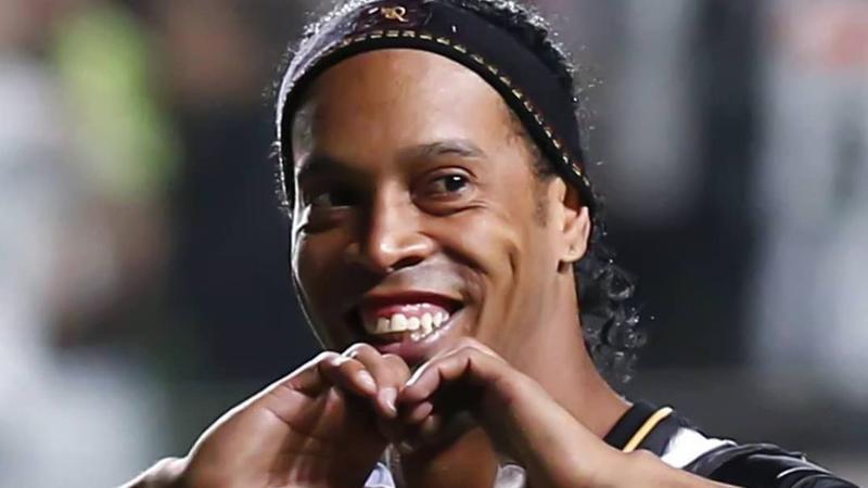 No me casaré dice Ronaldinho