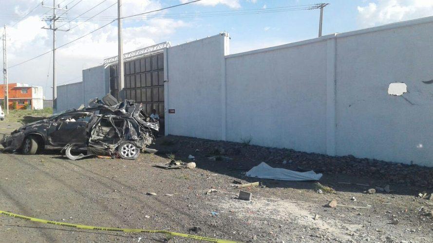 Accidente en la Toluca - Atlacomulco; saldo de un muerto