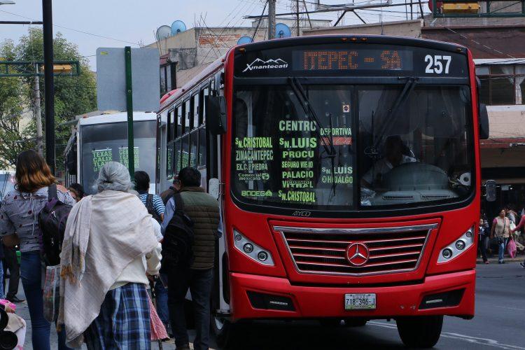 Buscan Secretaría De Movilidad Y ANPACT apoyar a transportistas del Edoméx en renovación de unidades