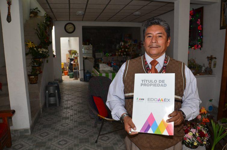 Da IMEVIS certeza y seguridad jurídica al patrimonio de los mexiquenses
