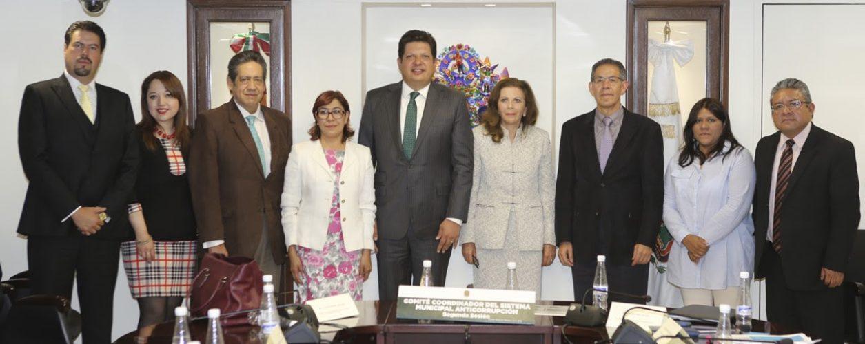 Define Sistema Municipal Anticorrupción de Metepec Estrategia y Plan de Trabajo