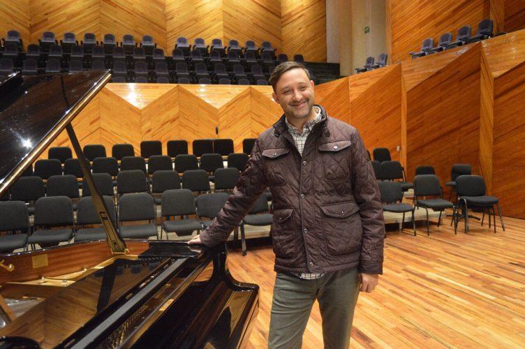 Entrevista con Rodrigo Macías, Director de la OSEM