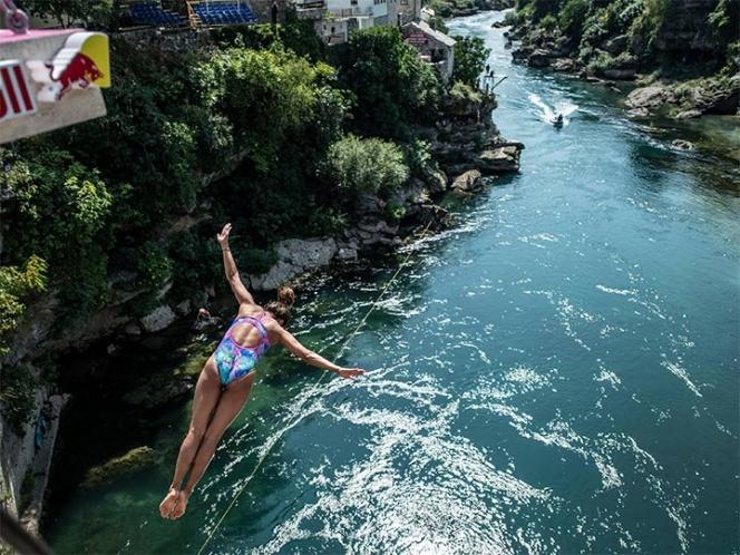 Adriana Jiménez se corona en Mostar