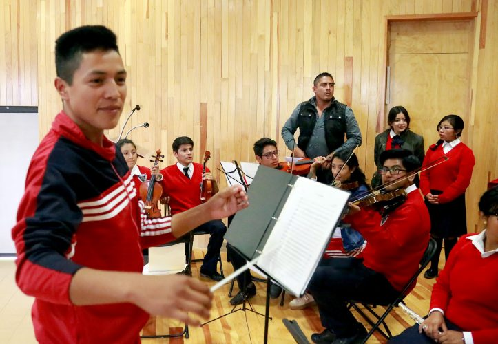 Abre COBAEM convocatoria para integrar su Orquesta Filarmónica Juvenil
