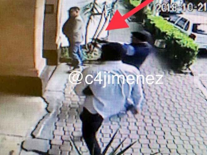 De esta manera se vio ataque en la casa del cardenal Norberto Rivera