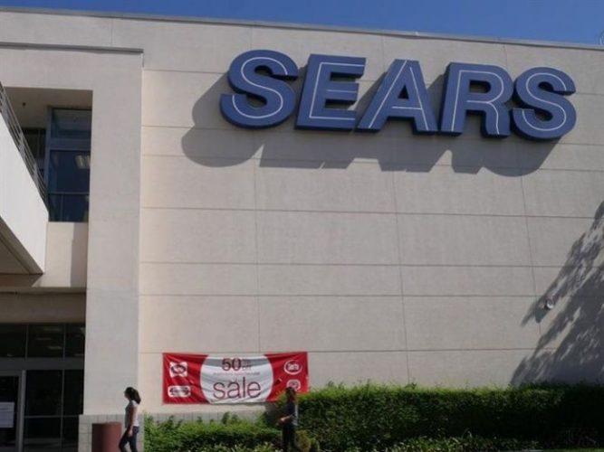 Cerrará Sears sus puertas luego de declararse en quiebra
