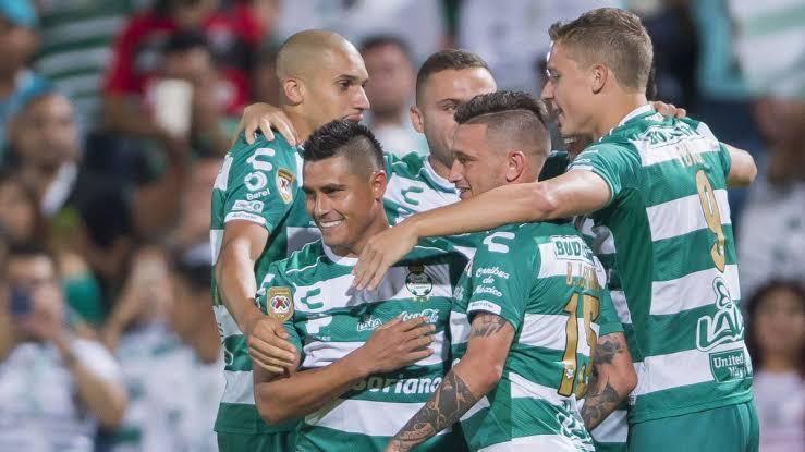 Santos sube a la cima del A2018 tras vencer 3-1 al Atlas