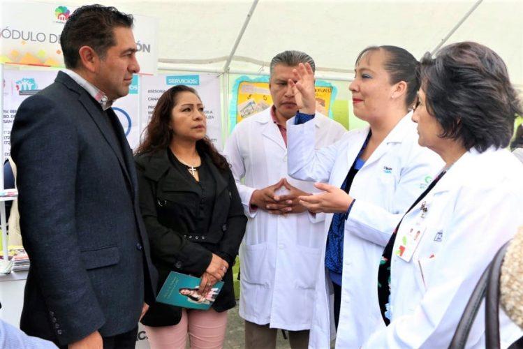 Inicia campaña Estatal para prevenir ETS y embarazos en adolescentes en San Mateo Atenco