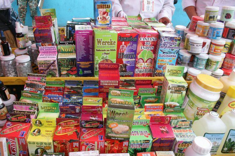 """""""Productos Milagro"""" para adelgazar malos para la salud"""
