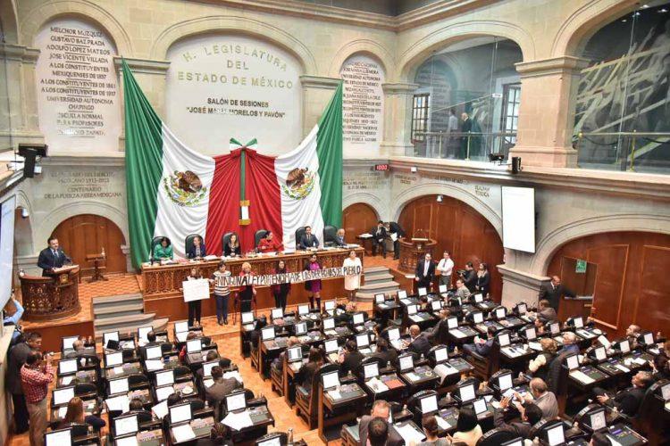 Inicia La 60 legislatura su segundo periodo ordinario de sesiones