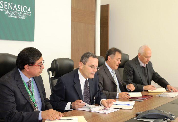 Acuerdan  SENASICA y SEDAGRO impulsar la certificación USDA del ganado mexiquense