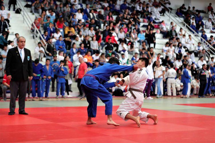 "Recibe Edoméx Torneo Nacional de Judo ""Tomoyoshi Yamaguchi"""