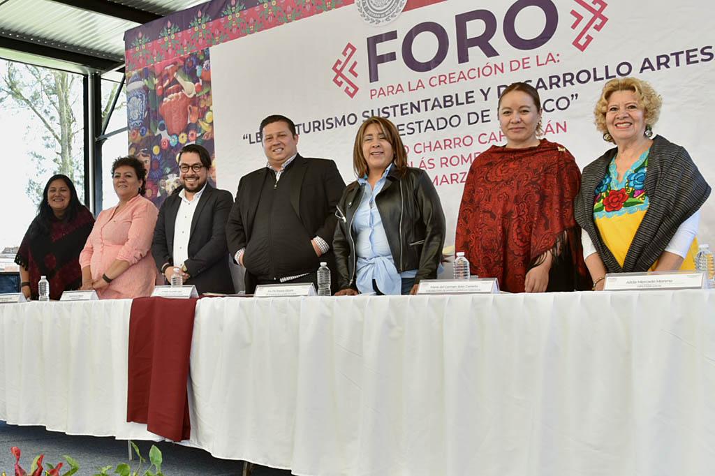 Sustentabilidad, economía solidaria y bienestar social, ejes de futura ley de turismo, afirma Elizalde Vázquez