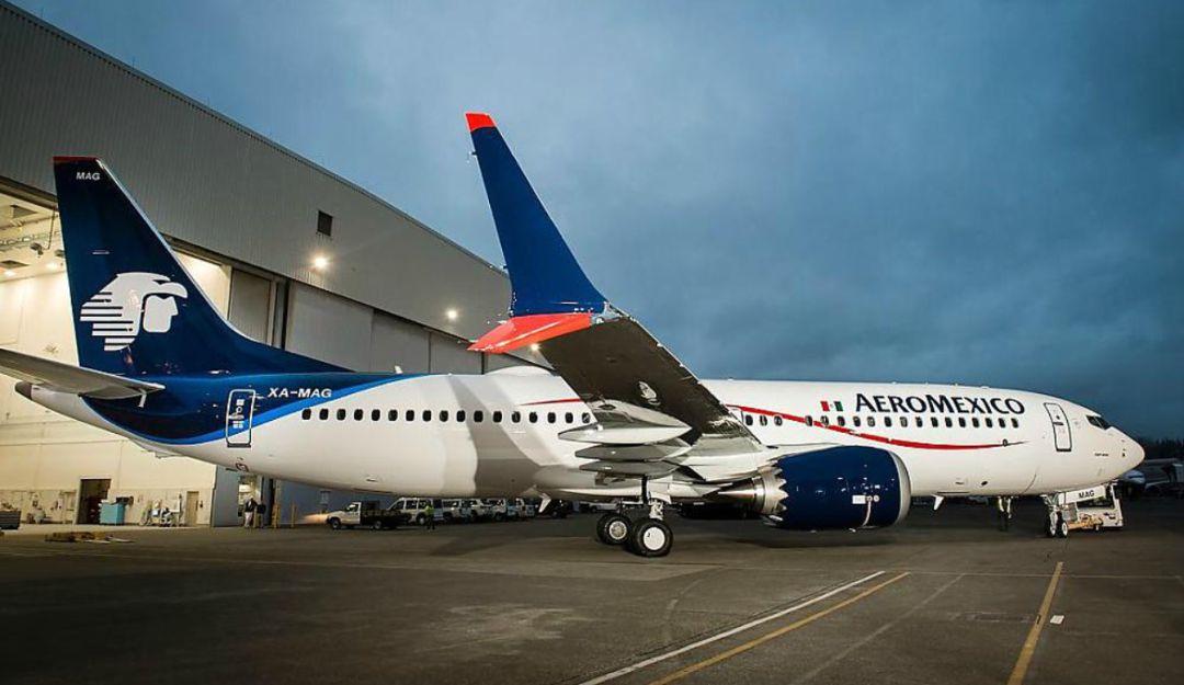 México suspende aviones de Boeing