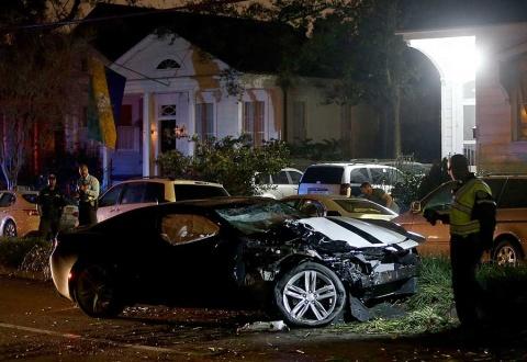 2 muertos y 6 heridos tras atropellamiento en Nueva Orleans