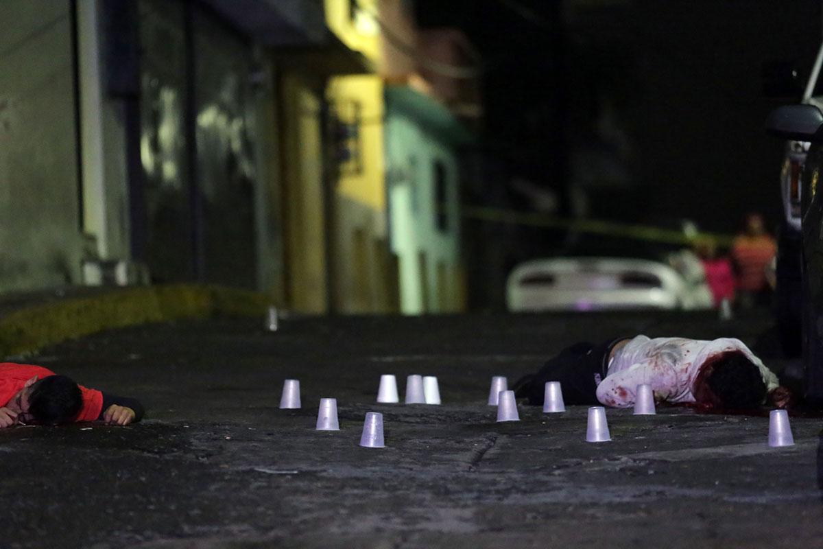 Primer trimestre de AMLO el más violento de los últimos cuatro sexenios: PAN