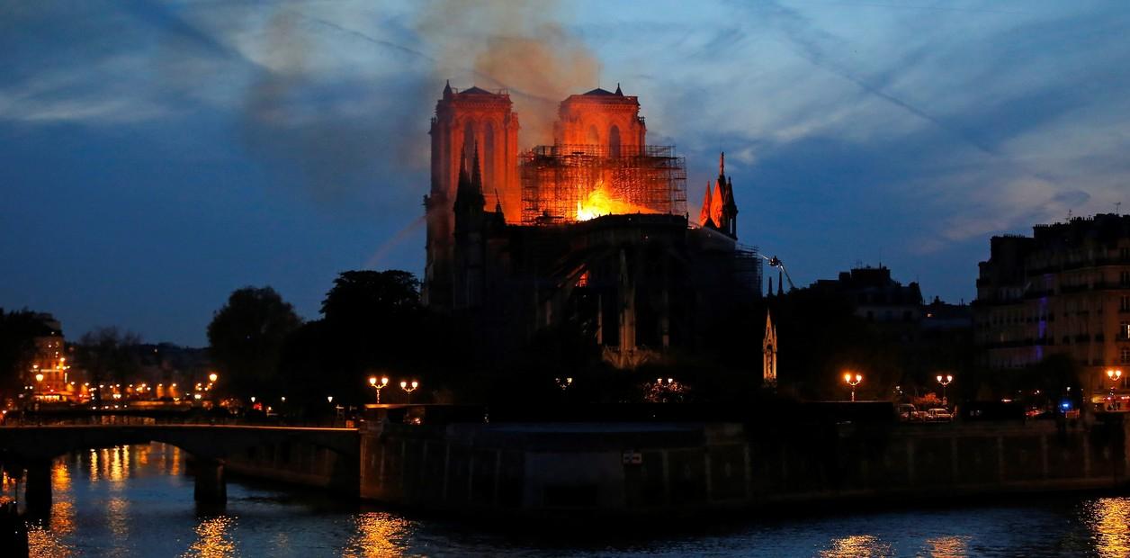 ¿Nostradamus predijo el incendio de Notre Dame?