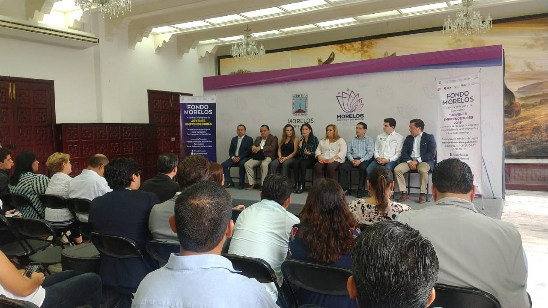 Anuncia SDEyT convocatoria para apoyar a jóvenes emprendedores