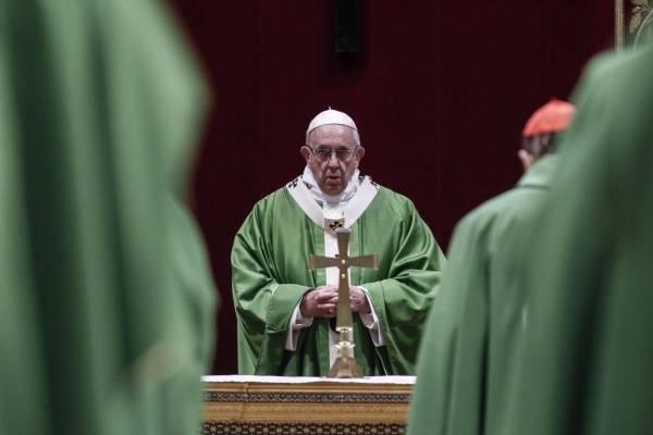 """El Papa Francisco declara que el diablo """"tiene bronca con México"""""""