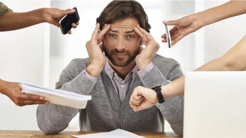 Tu patrón tendrá la obligación de cuidarte del estrés a partir de Octubre
