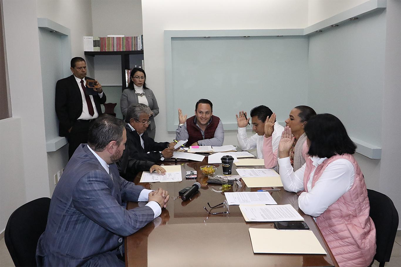 Agiliza Comisión de Desarrollo Económico de Toluca emisión de dictámenes