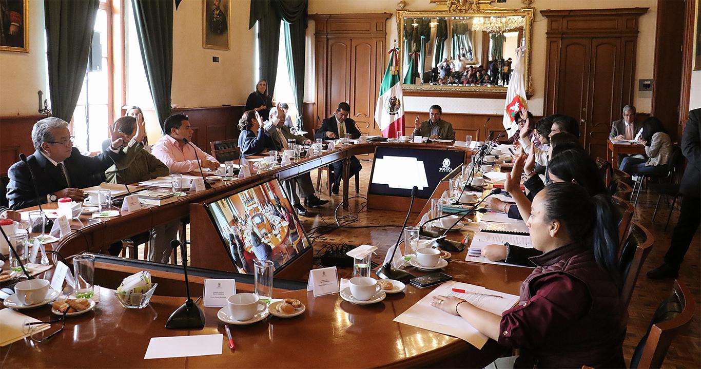 El Cabildo de Toluca sirve a toda la población, no únicamente a un sector