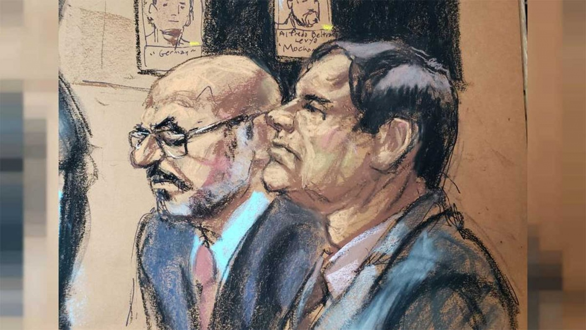 Dictan cadena perpetua al Chapo Guzmán