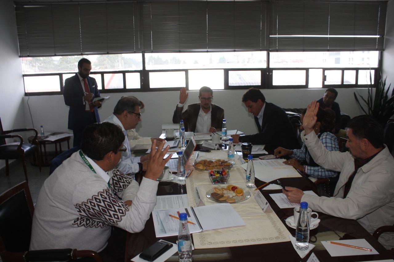 Realiza Consejo Directivo de Agua y Saneamiento de Toluca, Sexta Sesión Ordinaria