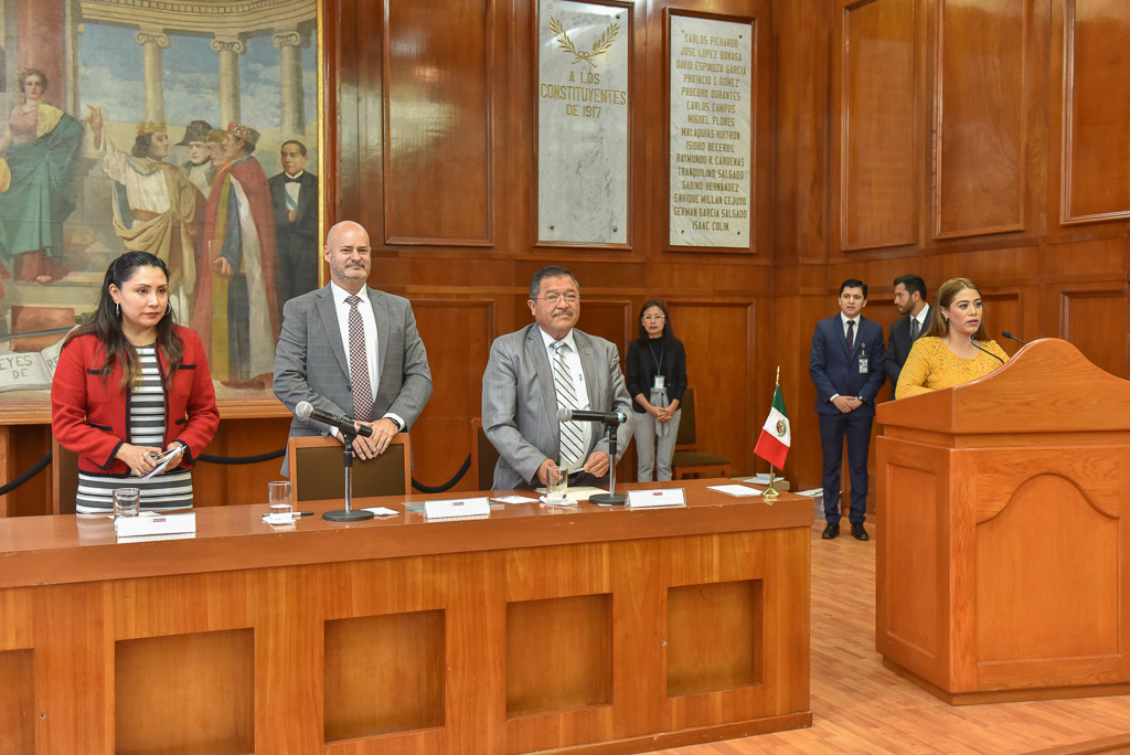 Se pronuncian por reformas legales para castigar la corrupción y las conductas irregulares en el servicio público
